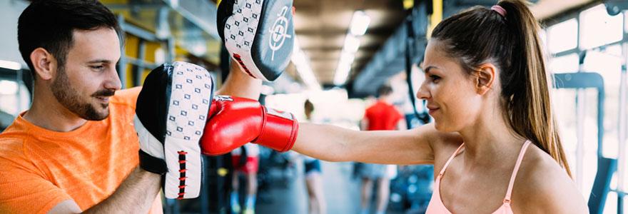Coach sportif pour les amateurs et professionnels de la boxe