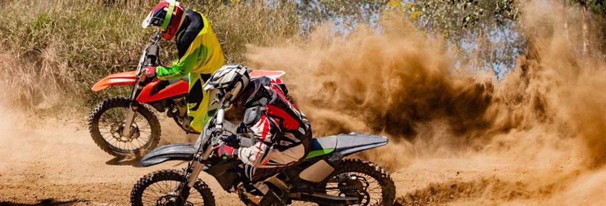 Choisir une tenue pour motocross en ligne