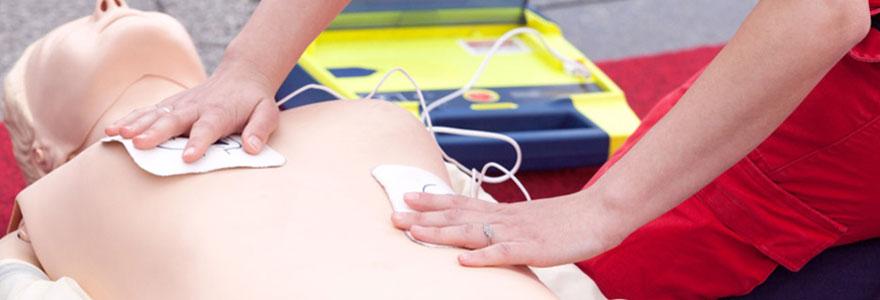 Défibrillateurs cardiaques automatique