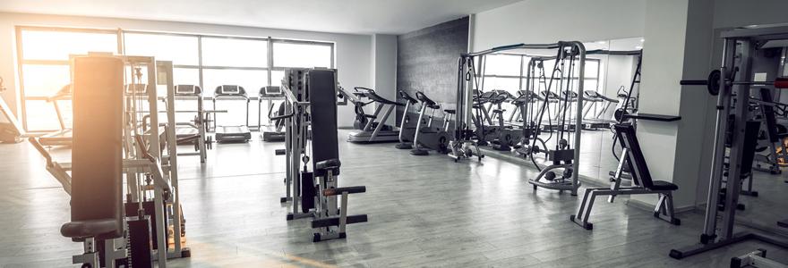 salle de musculation et fitness